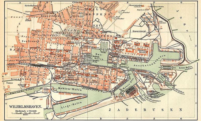 Vortrag: Frühzeit Wilhelmshavens, eine Stadt im Werden
